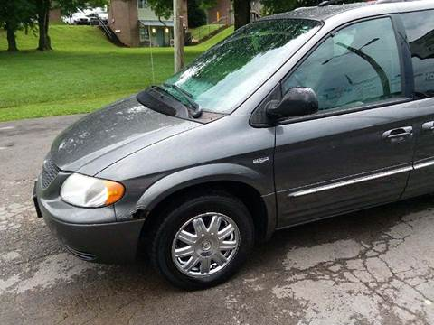 2004 Chrysler Town and Country for sale at Knoxville Wholesale in Knoxville TN