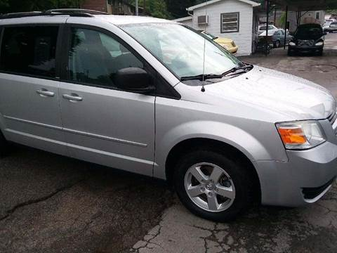 2010 Dodge Grand Caravan for sale at Knoxville Wholesale in Knoxville TN