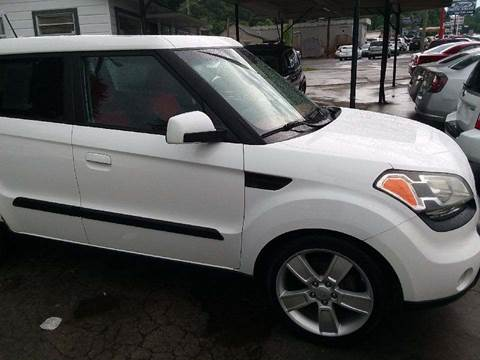 2010 Kia Soul for sale at Knoxville Wholesale in Knoxville TN