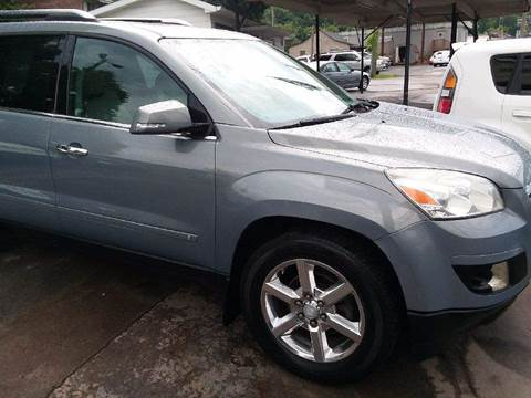 2007 Saturn Outlook for sale at Knoxville Wholesale in Knoxville TN