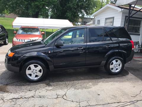 2004 Saturn Vue for sale at Knoxville Wholesale in Knoxville TN