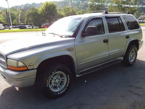 1999 Dodge Durango for sale at Knoxville Wholesale in Knoxville TN