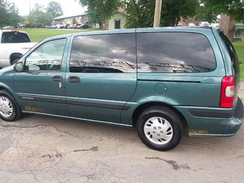 1998 Chevrolet Venture for sale at Knoxville Wholesale in Knoxville TN