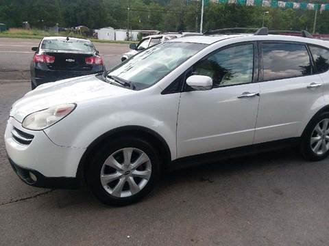 2006 Subaru B9 Tribeca for sale at Knoxville Wholesale in Knoxville TN