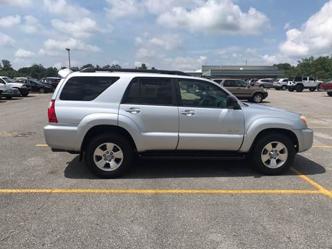 2007 Toyota 4Runner for sale at Knoxville Wholesale in Knoxville TN