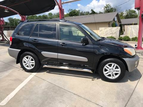 2001 Toyota RAV4 for sale at Knoxville Wholesale in Knoxville TN