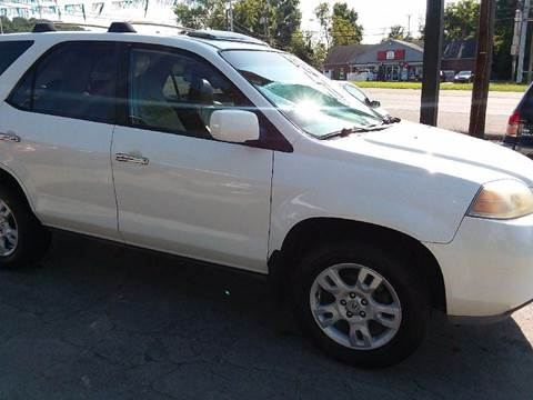 2005 Acura MDX for sale at Knoxville Wholesale in Knoxville TN