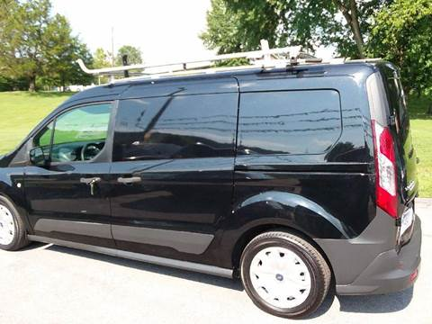2014 Ford Transit Connect Cargo for sale at Knoxville Wholesale in Knoxville TN