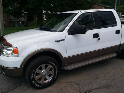 2006 Ford F-150 for sale at Knoxville Wholesale in Knoxville TN