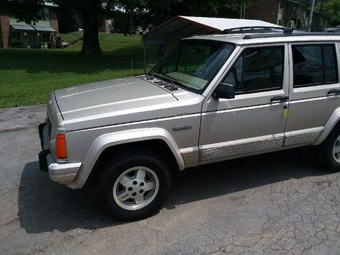 1996 Jeep Cherokee for sale in Knoxville, TN
