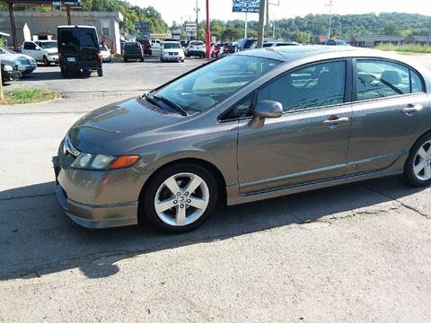 2006 Honda Civic for sale at Knoxville Wholesale in Knoxville TN