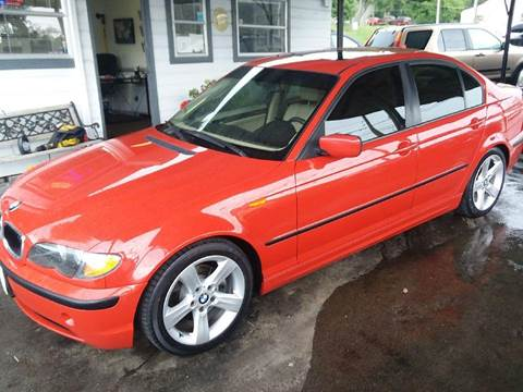 2005 BMW 3 Series for sale at Knoxville Wholesale in Knoxville TN
