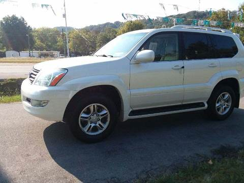 2004 Lexus GX 470 for sale at Knoxville Wholesale in Knoxville TN