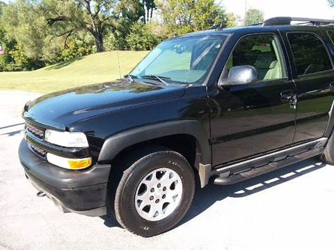 2005 Chevrolet Tahoe for sale at Knoxville Wholesale in Knoxville TN
