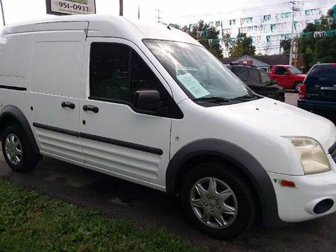 2013 Ford Transit Connect for sale at Knoxville Wholesale in Knoxville TN