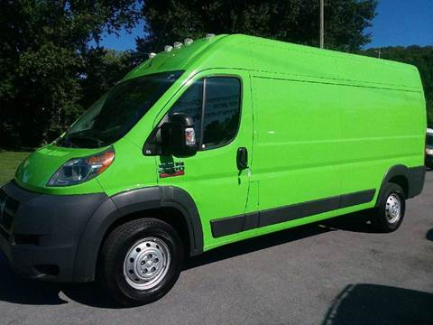 2015 RAM ProMaster Cargo for sale at Knoxville Wholesale in Knoxville TN