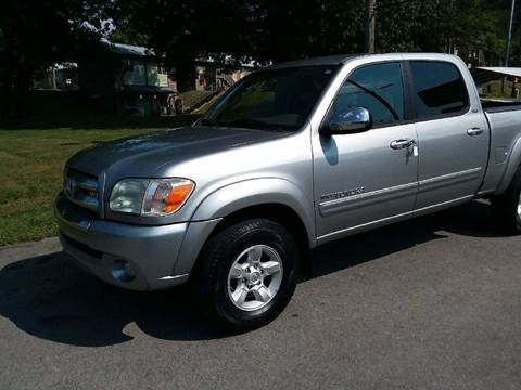 2006 Toyota Tundra for sale at Knoxville Wholesale in Knoxville TN