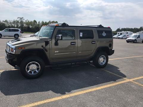 2005 HUMMER H2 for sale at Knoxville Wholesale in Knoxville TN