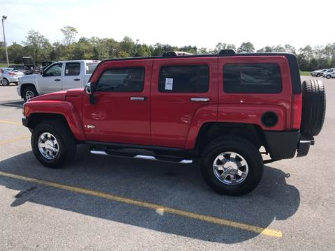 2006 HUMMER H3 for sale at Knoxville Wholesale in Knoxville TN