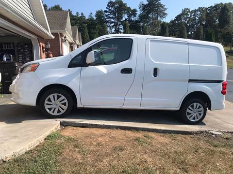 2018 Nissan NV200 for sale at Knoxville Wholesale in Knoxville TN