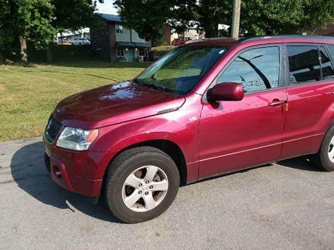 2006 Suzuki Grand Vitara for sale at Knoxville Wholesale in Knoxville TN