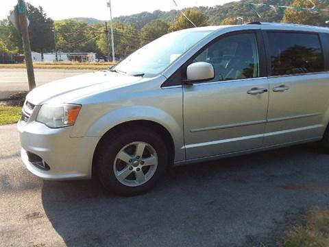 2011 Dodge Grand Caravan for sale at Knoxville Wholesale in Knoxville TN