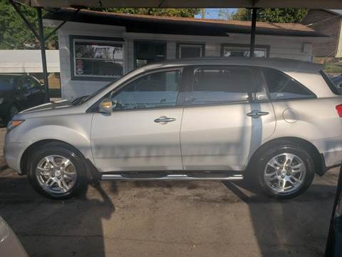 2007 Acura MDX for sale at Knoxville Wholesale in Knoxville TN