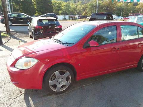2008 Chevrolet Cobalt for sale at Knoxville Wholesale in Knoxville TN
