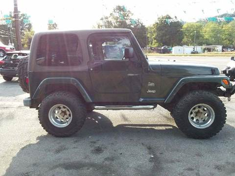 2003 Jeep Wrangler for sale in Knoxville, TN