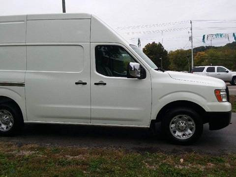 2014 Nissan NV Cargo for sale at Knoxville Wholesale in Knoxville TN