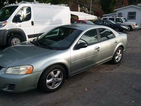 2005 Dodge Stratus for sale at Knoxville Wholesale in Knoxville TN