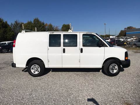2012 Chevrolet Express Cargo for sale at Knoxville Wholesale in Knoxville TN