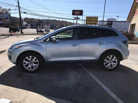 2008 Mazda CX-7 for sale at Knoxville Wholesale in Knoxville TN