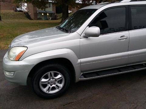 2003 Lexus GX 470 for sale at Knoxville Wholesale in Knoxville TN