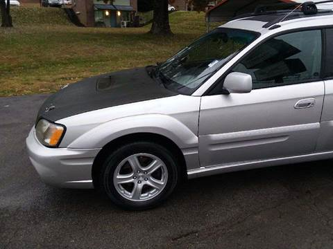 2003 Subaru Baja for sale at Knoxville Wholesale in Knoxville TN