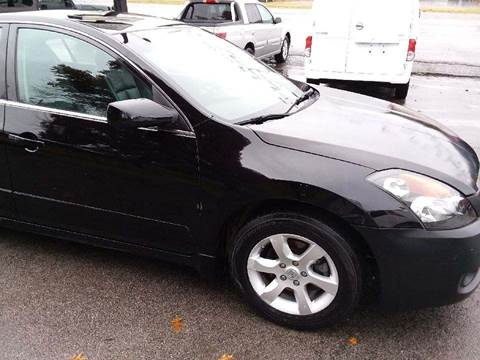 2007 Nissan Altima for sale at Knoxville Wholesale in Knoxville TN