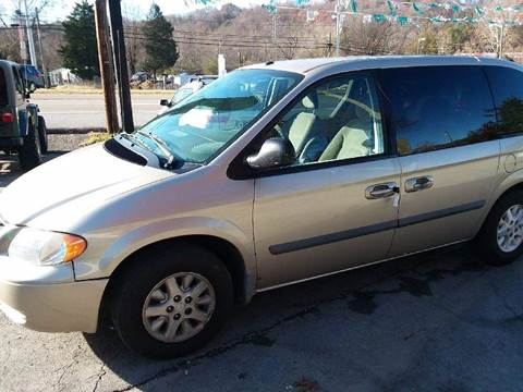 2007 Chrysler Town and Country for sale at Knoxville Wholesale in Knoxville TN