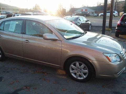 2007 Toyota Avalon for sale at Knoxville Wholesale in Knoxville TN