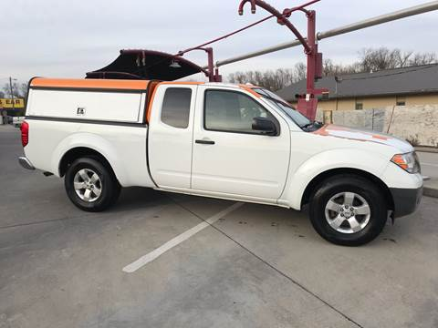 2013 Nissan Frontier for sale at Knoxville Wholesale in Knoxville TN