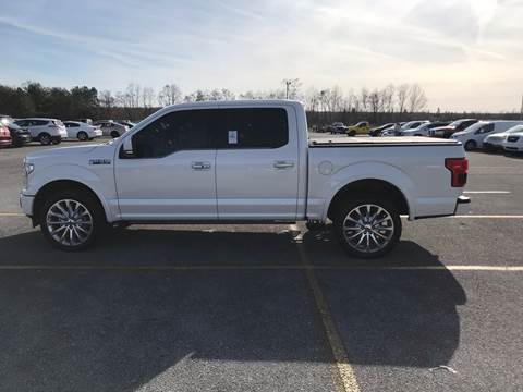 2018 Ford F-150 for sale at Knoxville Wholesale in Knoxville TN