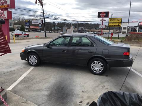 2000 Toyota Camry for sale at Knoxville Wholesale in Knoxville TN
