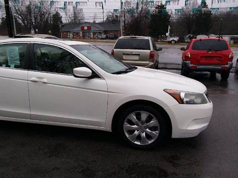 2009 Honda Accord for sale at Knoxville Wholesale in Knoxville TN