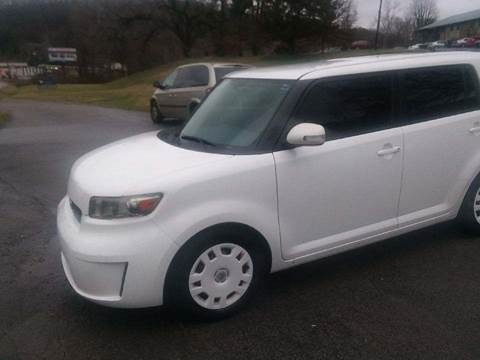 2009 Scion xB for sale at Knoxville Wholesale in Knoxville TN