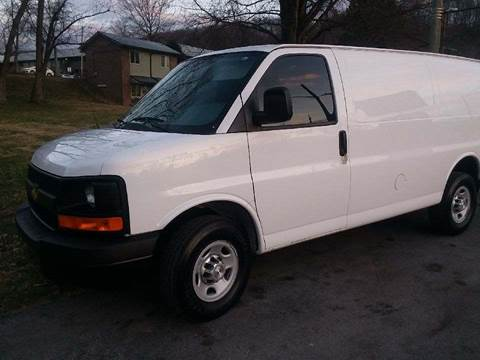 2015 Chevrolet Express Cargo for sale at Knoxville Wholesale in Knoxville TN