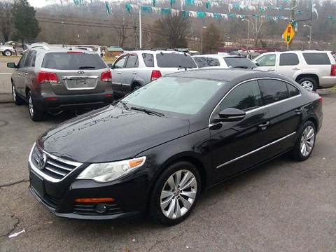 2009 Volkswagen CC for sale at Knoxville Wholesale in Knoxville TN
