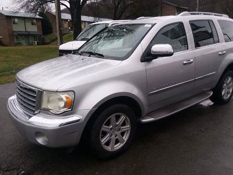 2007 Chrysler Aspen for sale at Knoxville Wholesale in Knoxville TN