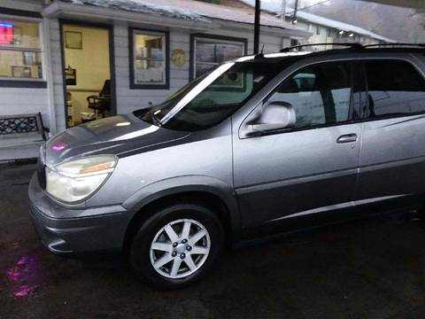 2004 Buick Rendezvous for sale at Knoxville Wholesale in Knoxville TN