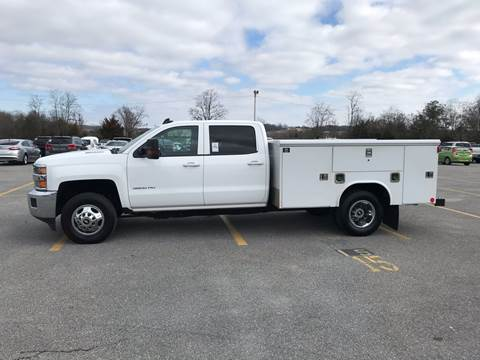 2015 Chevrolet Silverado 3500HD for sale at Knoxville Wholesale in Knoxville TN