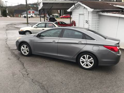 2011 Hyundai Sonata for sale at Knoxville Wholesale in Knoxville TN