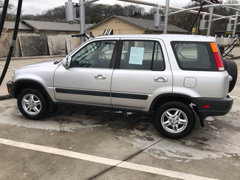 1999 Honda CR-V for sale at Knoxville Wholesale in Knoxville TN